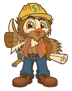 Building Safety Mascot